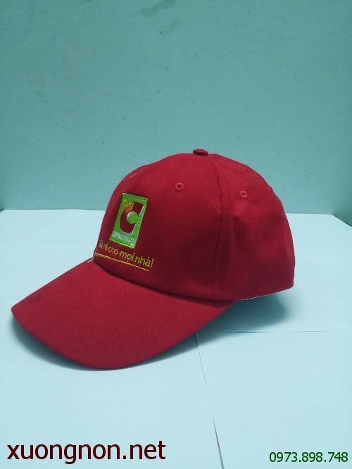 Cơ sở may nón đồng phục giá rẻ