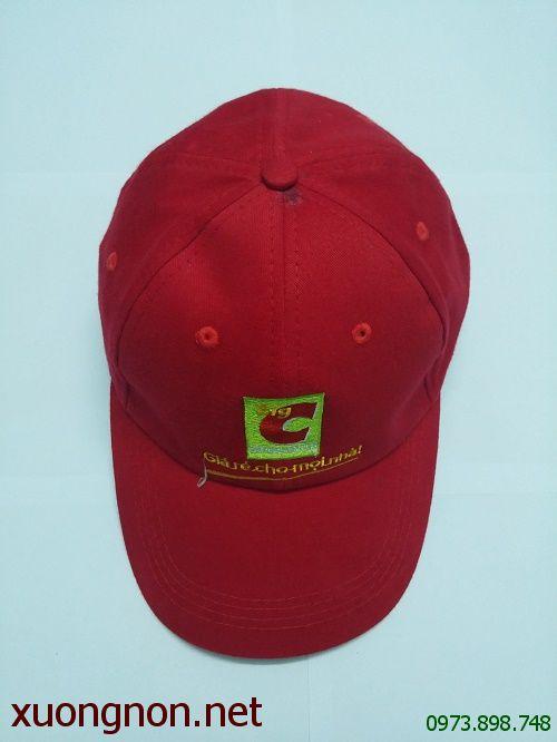May nón đồng phục nhân viên