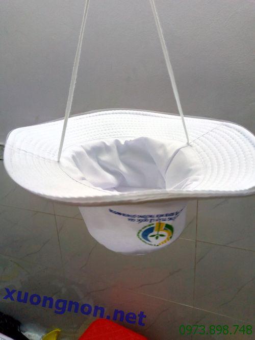 Xưởng đặt may nón tai bèo 2 lớp